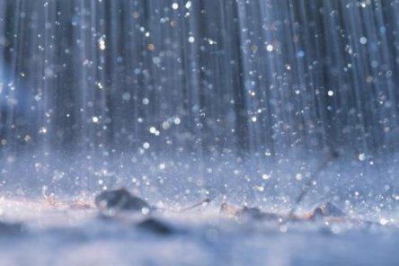 rain splashing upon the hard road travelled