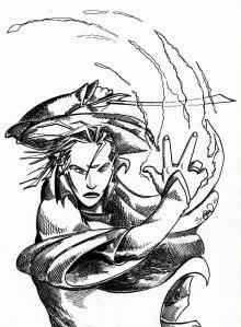 Eladrin Bladesinger