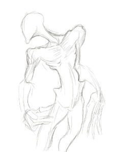 Slender Sketch